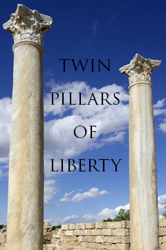 Twin Pillars of Liberty